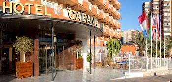 Naktsmītnes Hotel Cabana attēls vietā Benidorm
