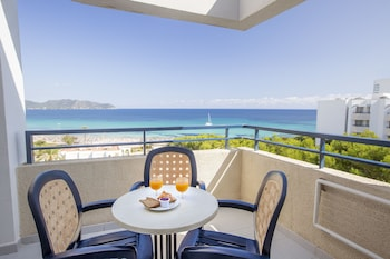 Foto do Hipotels Bahía Grande Hotel em Ilha de Maiorca