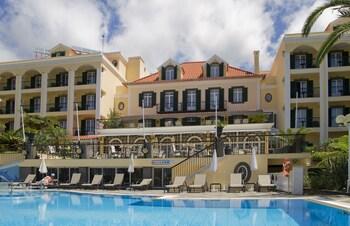芳夏爾昆塔貝拉聖地牙哥飯店的相片