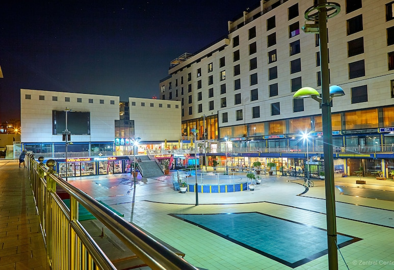Hotel Zentral Center, Arona, Exterior