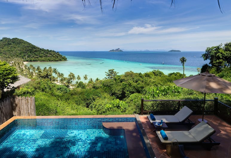 Phi Phi Island Village Beach Resort, Ko Phi Phi, Outdoor Pool