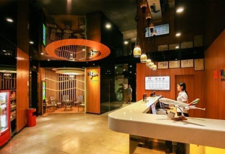 Guangzhou 24 Tomorrow Hotel, Guangzhou, Predvorje
