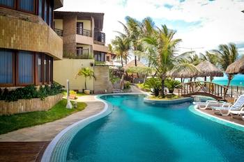Selline näeb välja Visual Praia Hotel, Natal