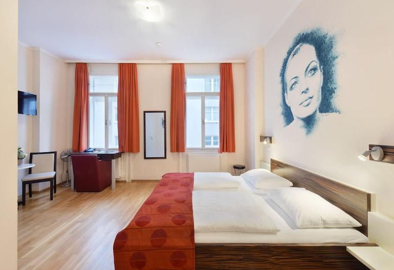 City Rooms, Viena, Quarto triplo, Quarto