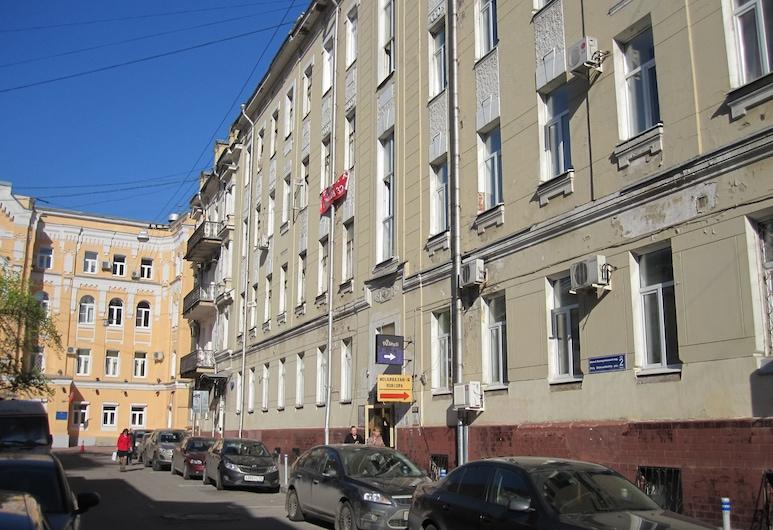 NAPOLEON Hostel, Moskva, Hótelframhlið