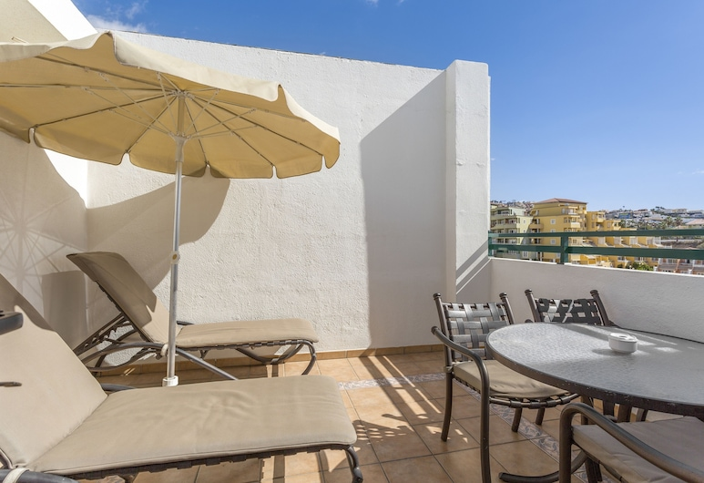 Sunset Bay Club by Diamond Resorts, Adeje, Lejlighed - 2 soveværelser (with Leisure Facility Access), Altan