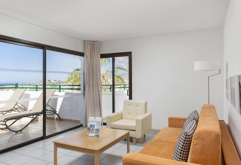 Sunset Bay Club by Diamond Resorts, Adeje, apartman, 1 hálószobával, Kilátás a szobából