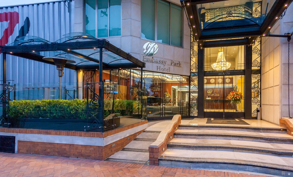 Hotel Embassy Park, Bogota