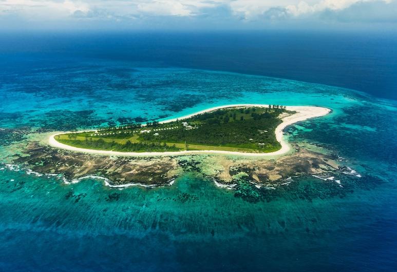 Bird Island Lodge Seychelles, Isla Bird