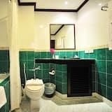 Deluxe Twin balcony - 浴室