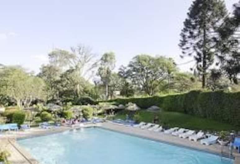 セントリム ブルバード ホテル, ナイロビ, 屋外プール