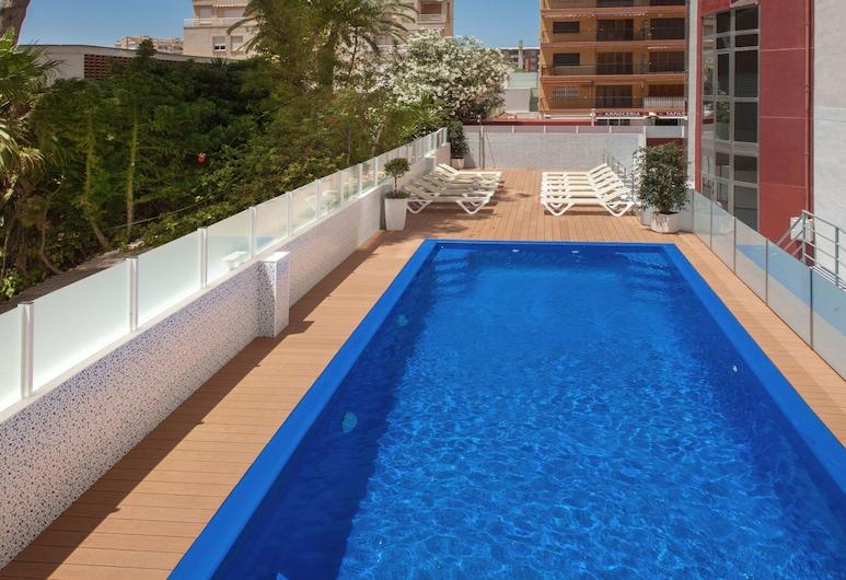 Hotel RH Gijón, Gandia, สระว่ายน้ำกลางแจ้ง