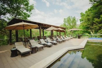 Valle de Bravo — zdjęcie hotelu Loto Azul Resort and Spa