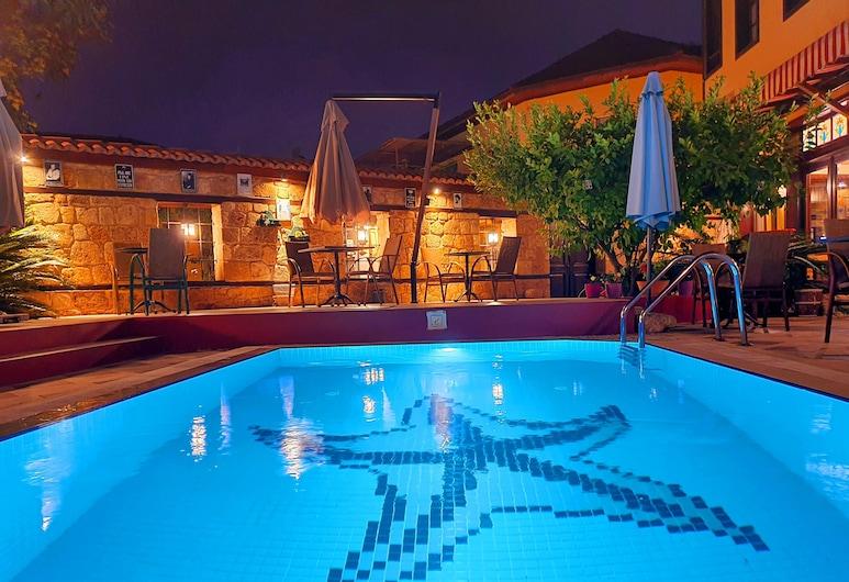 Eski Masal Hotel - Special Class, Antalya, Havuz