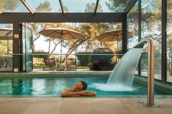 Foto di Hotel Spa & Restaurant Cantemerle a Vence