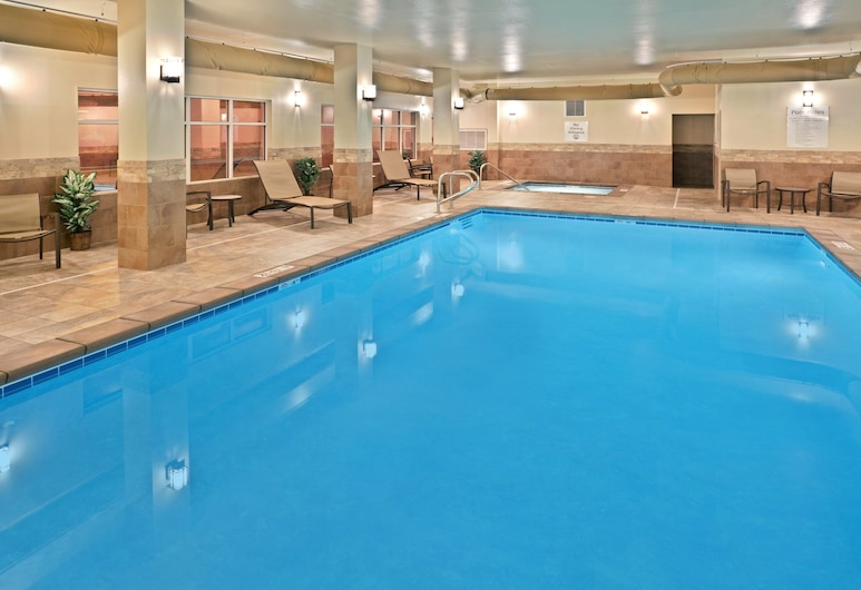 Holiday Inn Express Hotel & Suites Twin Falls, Twin Falls, Piscina