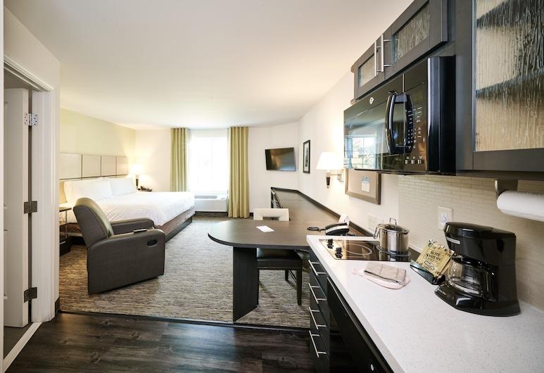 Candlewood Suites Lafayette, Lafayette, Standardni suite, Soba za goste