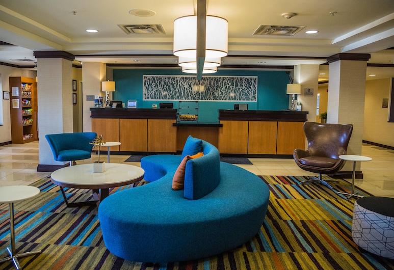 Fairfield Inn & Suites by Marriott Morgantown, Morgantown, Hall