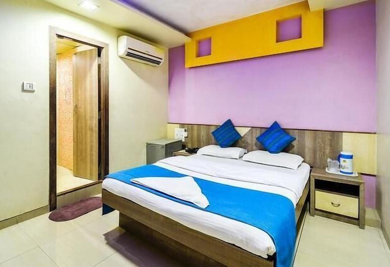 Hotel Galaxy Residency, Mumbai, Deluxe Room, Guest Room
