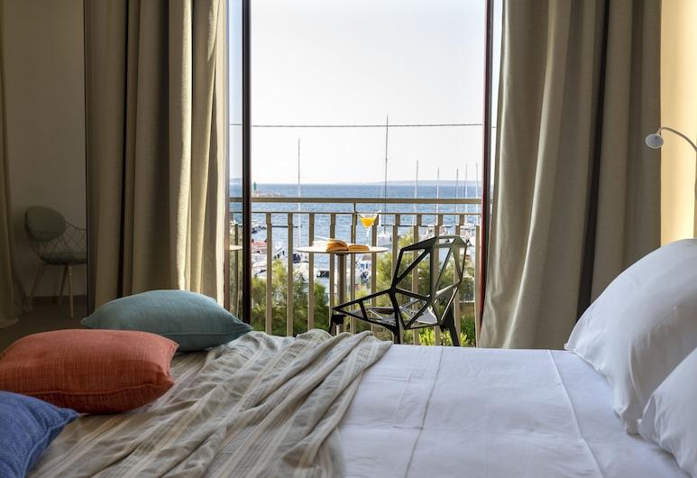 XilHotel, Gallipoli, Superior szoba kétszemélyes ággyal, óceánra néző, Vendégszoba