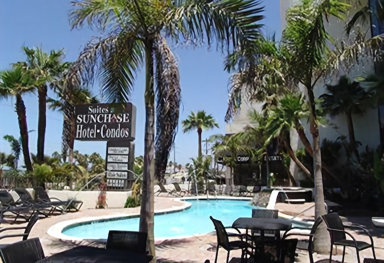 Suites At Sunchase, South Padre Island, Outdoor Pool