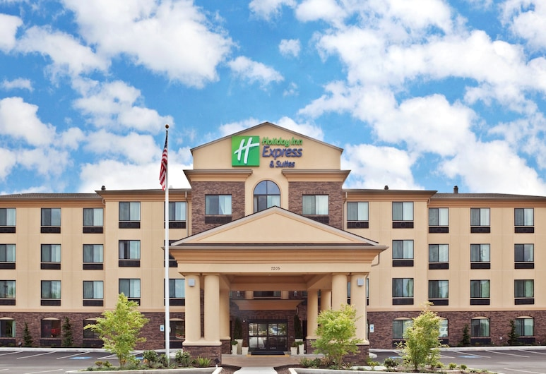 Holiday Inn Express Hotel & Suites Vancouver Mall, Vancouver