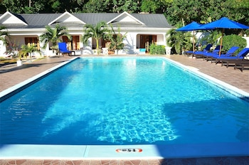 Praslin Adası bölgesindeki The Britannia Hotel resmi