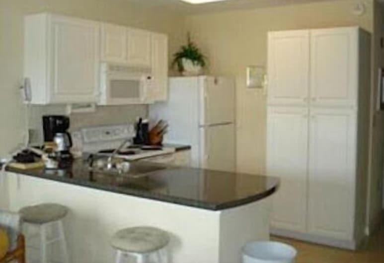 Grand Caribbean By Youngs Sun Coast, Pantai Orange , 1 bedroom 1 bathroom condo, Dapur peribadi