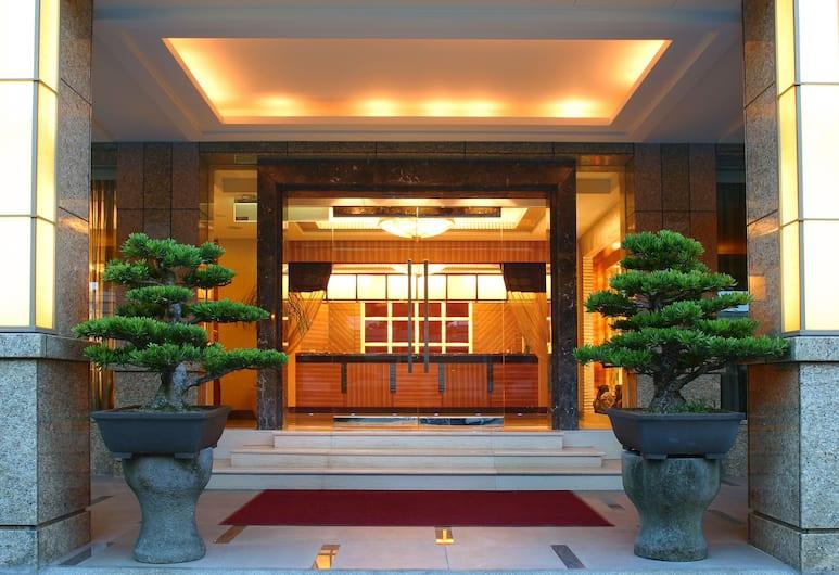 台北宣美精品飯店, 台北市, 外觀