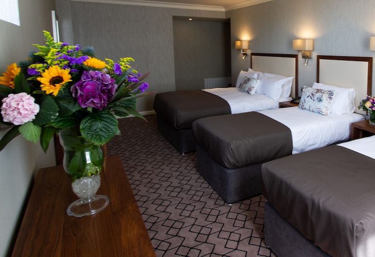 Victoria Hotel, Galway, Guest Room