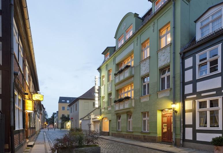 Hotel Benn, Berlin, Hotel Front