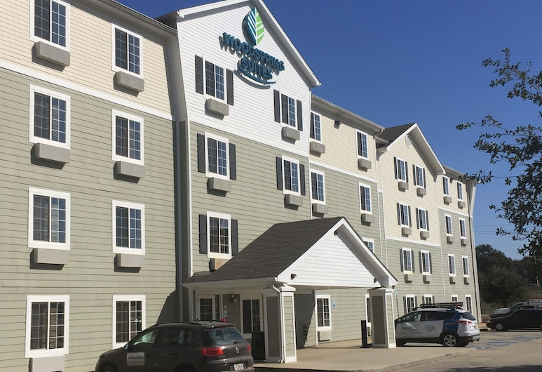 WoodSpring Suites Mobile, Mobile, Hotel Front