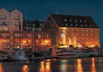 Bild vom Hotel Gdańsk in Danzig