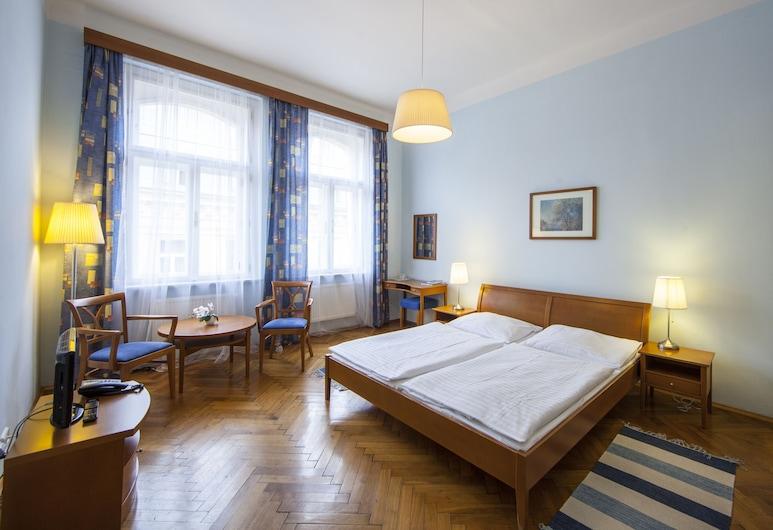 Aparthotel Sibelius, Prag, Apart Daire, 1 Çift Kişilik veya veya 2 Tek Kişilik Yatak, Mutfak, Oda