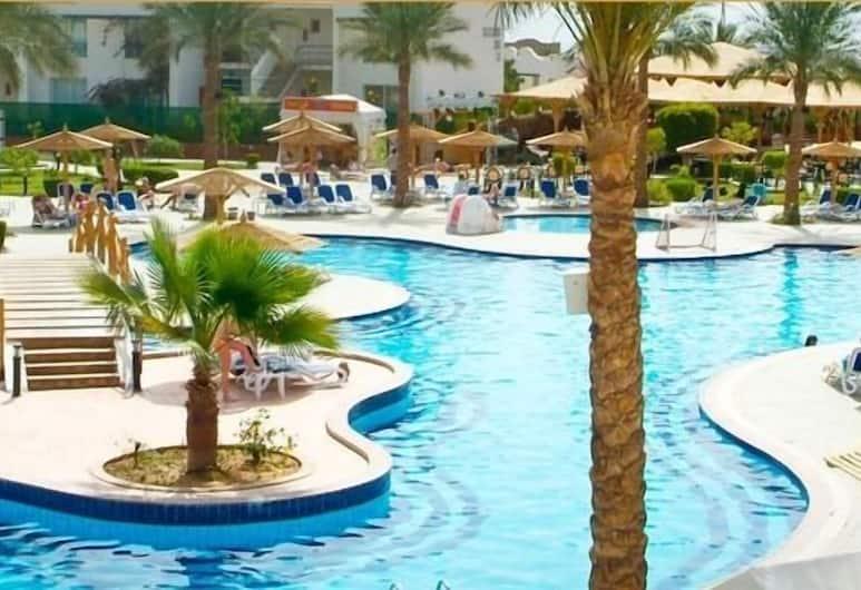 Panorama Naama Heights Sharm El Sheikh - All Inclusive, Sharm el-Sheikh, Udendørs pool
