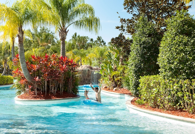 Hilton Orlando, Orlando, Uima-allas