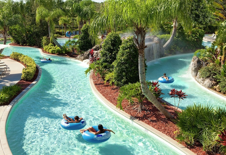 Hilton Orlando, Orlando, Kolam