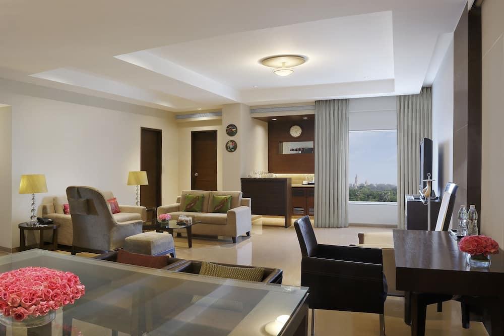 Presidential Suite, 1 King Bed - Living Room