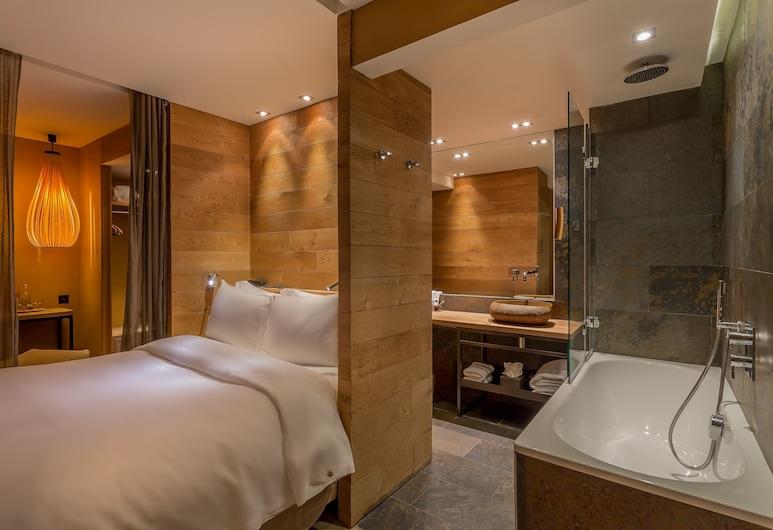 Hidden Hotel, Paris, Dobbeltværelse (Sensation), Værelse