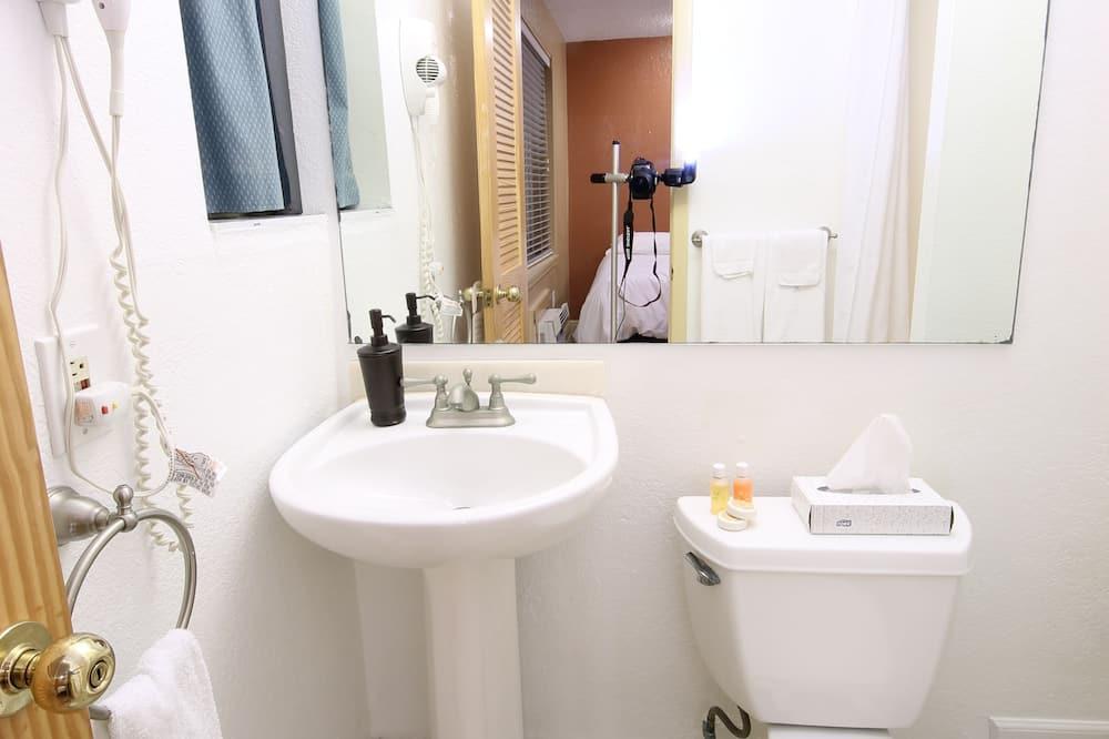 Stüdyo, 1 En Büyük (King) Boy Yatak, Mutfak - Banyo