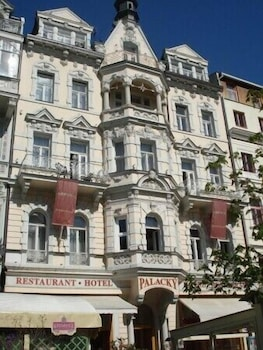 Bild vom Hotel Palacký in Karlsbad