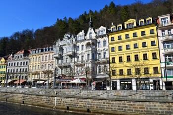 Fotografia hotela (Hotel Palacký) v meste Karlovy Vary