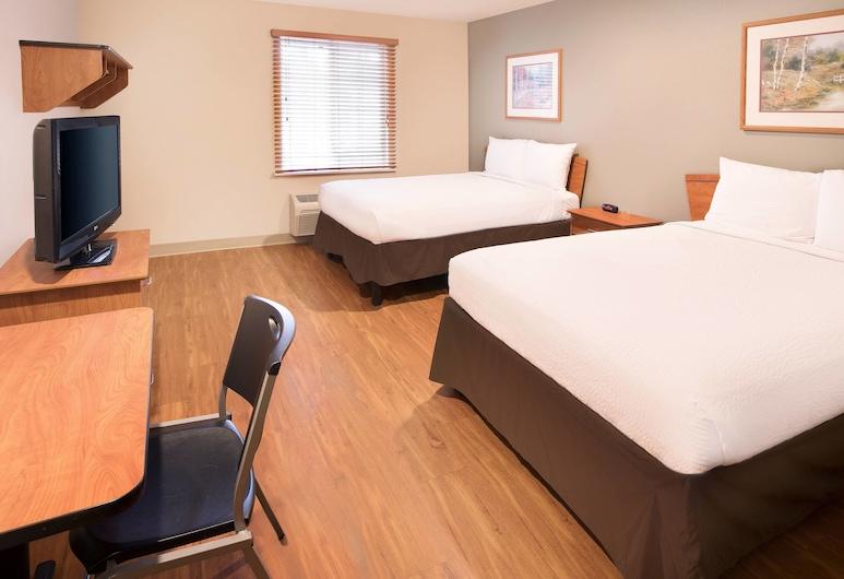 WoodSpring Suites Fayetteville West, Fejitvila, Standarta studijas tipa numurs, 2 divguļamās gultas, virtuve, Viesu numurs