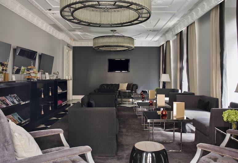 Hotel Único Madrid - Small Luxury Hotels of the World , Madrid, Hotel Bar