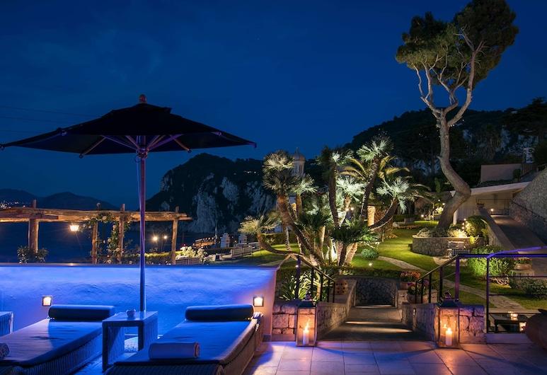 Villa Marina Capri Hotel & Spa, Capri, Piscina