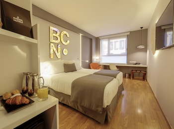 Enter your dates for special Barcelona last minute prices