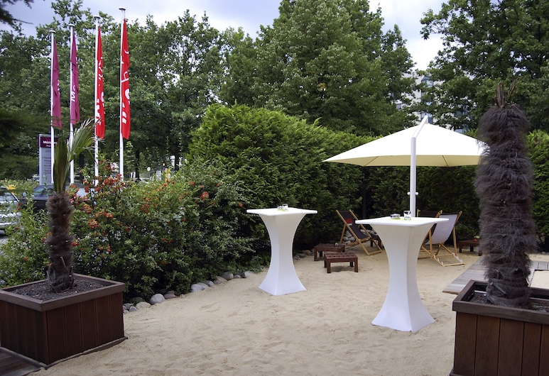 ibis Hannover Medical Park, Hannover, Terrasse/patio