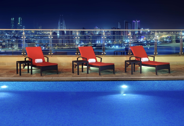 Marriott Executive Apartments Manama, Bahrain, Manama, Instalaciones deportivas