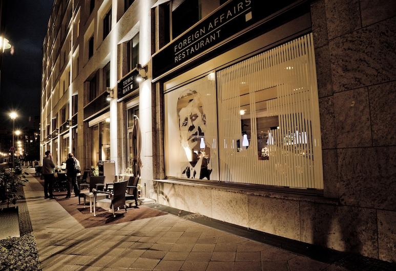 ARCOTEL John F Berlin, Berlin, Terrasse/Patio