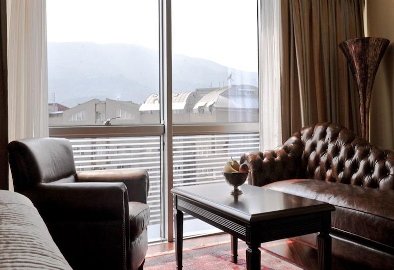 Duvet Center Hotel, Skopje, Δωμάτιο επισκεπτών